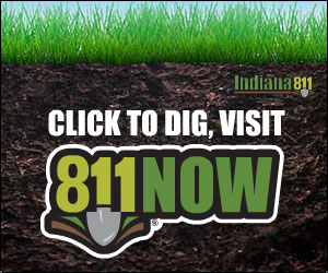 Indiana 811 Stakeholder Web Button